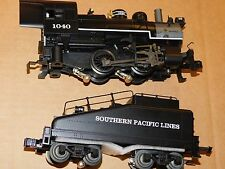 O Lionel LionChief Plus 6-82974 Southern Pacific A5 0-4-0 Steam Loco (TBJ#435)