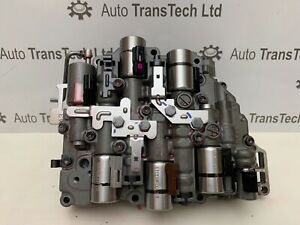 peugeot 407 AF40 automatic gearbox valve body OEM TF80SC brand new genuine gen 1
