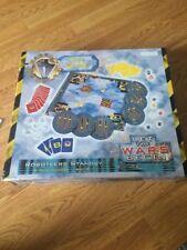 Original Robot Wars The Game-The Wars Begin-Let 100% Completo-En muy buena condición