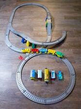Vintage Sears Mettoy Playcraft Plastic Train Set - Uncommon/RARE