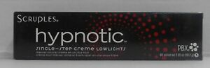SCRUPLES HYPNOTIC Creme Single Step LOWLIGHTS Professional Hair Color ~ 2 fl oz
