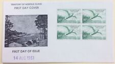 Norfolk Island First Day Covers