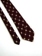 TINO COSMA Cravatta Tie 100% SETA SILK ORIGINALE