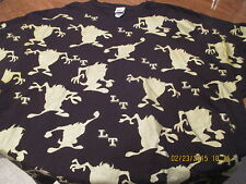 Black & Gold Taz/Looney Tunes T-Shirt, XXXL, Pictures do not due shirt justice