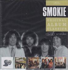 Smokie/pass It Around, Midnight Cafe, the Montreux album tra l'altro (5 CD, SCATOLA ORIGINALE)
