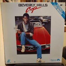 Beverly Hills Cop Laserdisc 1984