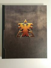 The Art of Starcraft 2 Wings of Liberty Book Collectible