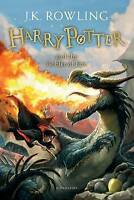 Harry Potter and the Goblet of Fire by J. K. Rowling Book | NEW Free Post AU