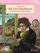 My First Beethoven Sheet Music Easiest Piano Pieces by Beethoven Piano 049045071