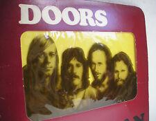 The Doors L.A. Woman LP 1st press die cut cover 1971