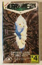 Megazone 23 VHS 1989 Cyberpunk Anime (OVA) 1995 Manga Entertainment [Ex-Rental]