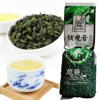 250g Chinese Oolong Tea Tikuanyin Green Tea Anxi Tie Guan Yin Natural Organic 乌龙