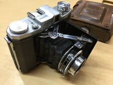 Walta Okako Vintage and Rare Camera from Occupied Japan With Leather Case