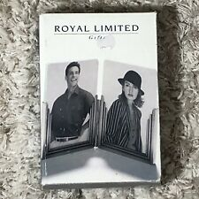 "1997 Royal Limited Gifts Pewter Hinged Picture Frame Holds 4X6"" Photos Modern"