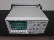 HP / Agilent 54645D 2 Channel 100MHz 200MSa/s Mixed Signal Oscilloscope