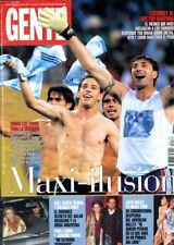 SOCCER WORLD CUP 2006 ARGENTINA vs MEXICO Rare Mag Arg