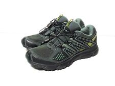 Salomon X-Mission 3 Men's Size 7.5 Green Athletic Hiking Running Shoes #404726