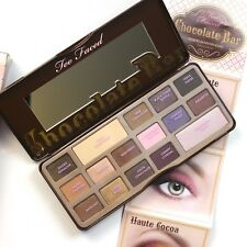 New in Box & Genuine - Too Faced Chocolate Bar Eyeshadow Palette