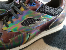 Paul Smith Limited Petrol Sneaker Size 8 42 / 43 NP 350-450 Euro SKXG M 266