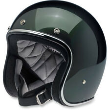 Biltwell Bonanza Motorcycle Helmet Street Retro 3/4 Open Face NEW IN BOX