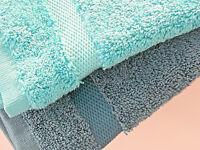RHOMTUFT Princess Handtuch, Duschtuch, einfarbig, alle Farben, Baumwolle 650g/qm