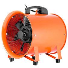 12 Industrial Fan Ventilator Extractor Blower Duct Hose Metal Axial Workshop