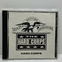 The Hard Corps Hard Corps CD Single Promo 1991 Interscope PRCD 4137-2