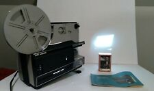 Bell & Howell 1620 Movie Projector 8mm Super 8 Film Compatible Tested Works