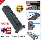 Adjustable Magnetic Gauge Tool Camber Castor Strut Wheel Alignment Truck Car USA