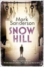 Snow Hill,Mark Sanderson