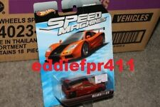 Hot Wheels McLaren Diecast Cars, Trucks & Vans