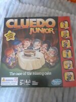 Cluedo junior the case of the missing cake brand new