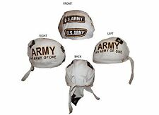 US Army An Army Of One White Do Rag Doo Rag Skull Cap Head Wrap