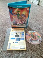 Hyrule Warriors - Nintendo Wii U Zelda/Dynasty Game - COMPLETE - Fast & Free P&P