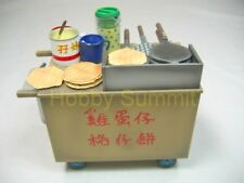 1/10 Hong Kong HAWKER MOBILE FOOD CART Gashapon Local Street Snack Delicacies #1