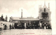 Cirencester. Great Western Railway Station # 22 by Herry, Cirencester.