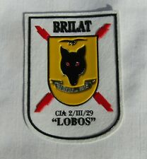 Sleeve Patch of the Spanish Peace Keeping Forces in Kosovo