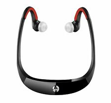 Motorola S10-HD Sound Wireless Bluetooth Stereo Headphones Black Red RETAIL