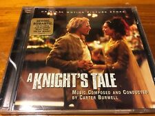 A Knight's Tale [Original Motion Picture Score] by Carter Burwell (CD, Jul-2001,
