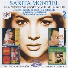 Sara Montiel - Vol. 3-1961-63 Sus Grandes Peliculas de los 60 [New CD] Holland -