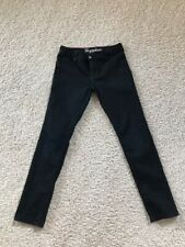 Crazy 8 By Gymboree Soft Skinny Pants Black Girls Size 10