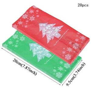 Large Christmas Gift Wrapping Paper Bags Xmas Lantern Party Present Boxes Bag US