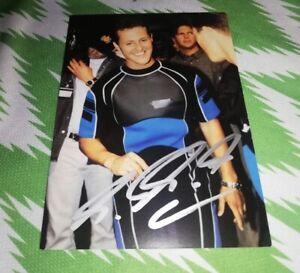 Michael Schumacher Hand Signed Autograph Postcard 🏎