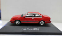 New 1/43 Scale Diecast Model Car Ford Topaz 1986 For collection