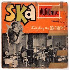 SKATALITES-ska authentic volume 2    studio 1 LP   (hear)   boss ska