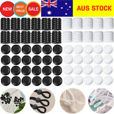 200x Face Mask Cord Locks Non-Slip for Drawstrings Elastic Adjuster Stopper AUS