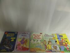 """LOT OF LEVEL 3  READERS """"STAR WARS"""" """"PENNY"""" """" THE COWS ARE IN THE CORN""""RUGRATS"""