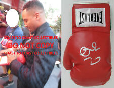 Andre Ward Boxing Champion, signed autographed boxing glove. COA exact proof