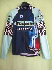 Maillot Cycliste ATB Bianchi Martini Racing Manche Longue Jersey cycling - M