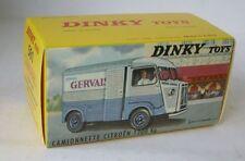 """Repro box DINKY Nº 561 CITROËN HY """"GERVAIS"""""""